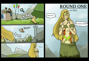 BSC -- Round One - Page 1 by static-mcawesome