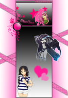 My yt Background design -11- by Anime-Mizu-Chan