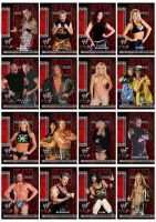 WWE Attitude Era Promo Cards Part 4 by Chirantha