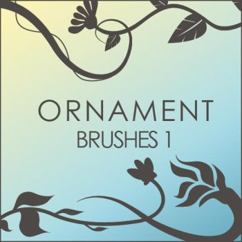 Ornament Brushes 1 by MagicalViper