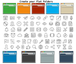 Create your Flat Folders by ilnanny