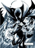 Spawn by johnnymorbius