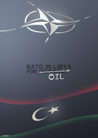 NATO in Libya for what by AYDeezy