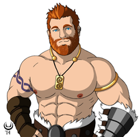 Barbarian by WereOrc