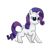 Rarity by BigWetWilly2612