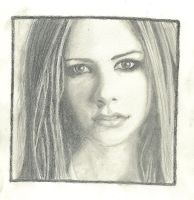 Avril Lavigne by pirana666