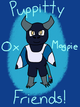 Puppitty Friends: Oxpie by MiiOfTechnology
