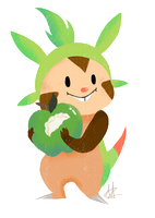 Chespin! by ditto9