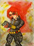 Black Widow by JoJo-Seames
