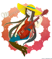 at : Marceline by Sonny-Y