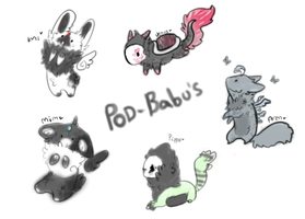 [POD Babu's ] by DancingWithDreams