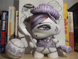 Munny by wedgielou