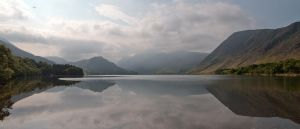 Crummock Water by parallel-pam