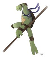 Donatello by DT1087