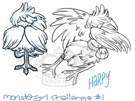 MG- Harpy by divi