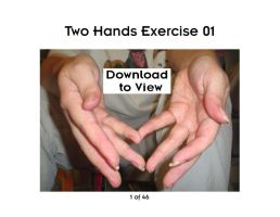 Two Hands Exercise 01 by CaliforniaClipper