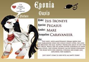 :Eponia: Isis Application by Suzi-chi