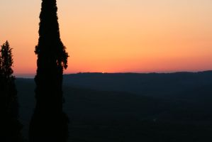 view to sunset 3 by ingeline-art