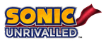 Sonic Unrivalled (Musou) Logo by NuryRush