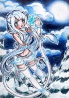 Shiny Snowflake by muffin-cat