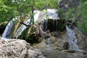 Turner Falls Stock 33 by FairieGoodMother