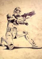 Clonetrooper 2 by ripley23