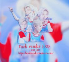 [Pack rd #12] - EXO by baoheo