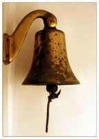 Old Rusted Bell by Oh-life7