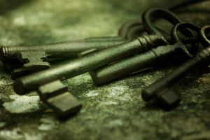 Day 207: The Key by Kaz-D