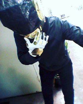 Homemade cosplay: Daft Punk by Formerly-DJ-Hipsong