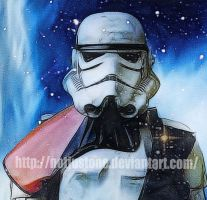 Star Wars Storm troopers and the Search for C3P0 by notjustone
