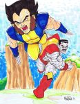 Dragonball Special by BloodySamoan