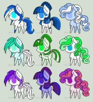 MLP Adopts 2 (Adopt 11 - OPEN) by May-adopts