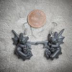 New  Night Furry earring design by carmendee