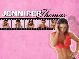 Filmstrip Wallpaper by JenniferThomas