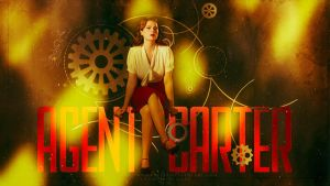 Agent Carter by VeilaKs-Wallpapers