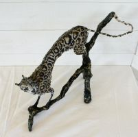 clouded leopard by Lisa-Irabelle-94