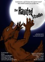The Haunted Studio by Marchen-Design