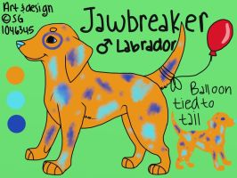 jawbreaker -from a previous sale by wolfhailstorm