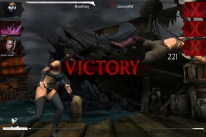 MKX Mobile Daily: VS Lizaveta838 by HerMajestyYoungblood
