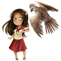 PCOM: Philippines and the Philippine Eagle by kamillyanna