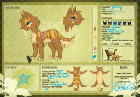 Yellowlily WVS :: Med. Cat by SunnPie