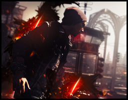 InFamous (Delsin) by Synthasion