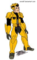 TFPH: humanized Bumblebee by xero87