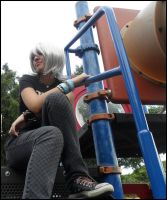 Riku: King of the Playground by Betwixt779