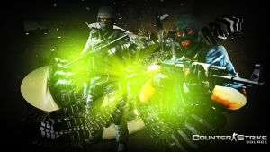 Counter Strike Source by stiannius