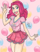 Pinkie Pie by Kyley