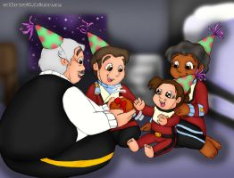OTFC #27 On Orin's Birthday by cuddlesaurus21