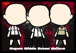 My custom walfas set - NMS Uniform (X4) by Rumiflan