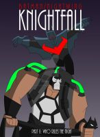 Cam's DCAU Batman/Nightwing Knightfall II by 2ndMercWithAMouth